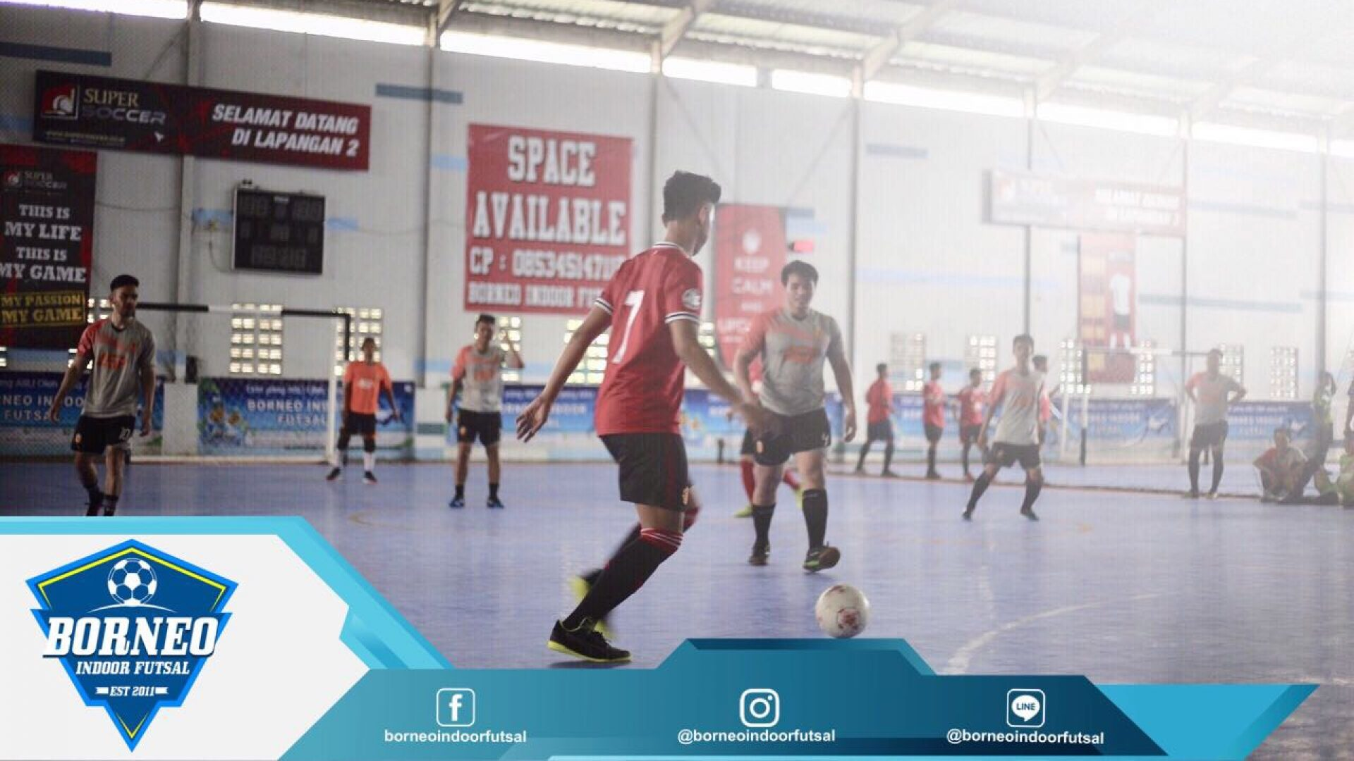 Borneo Indoor Futsal